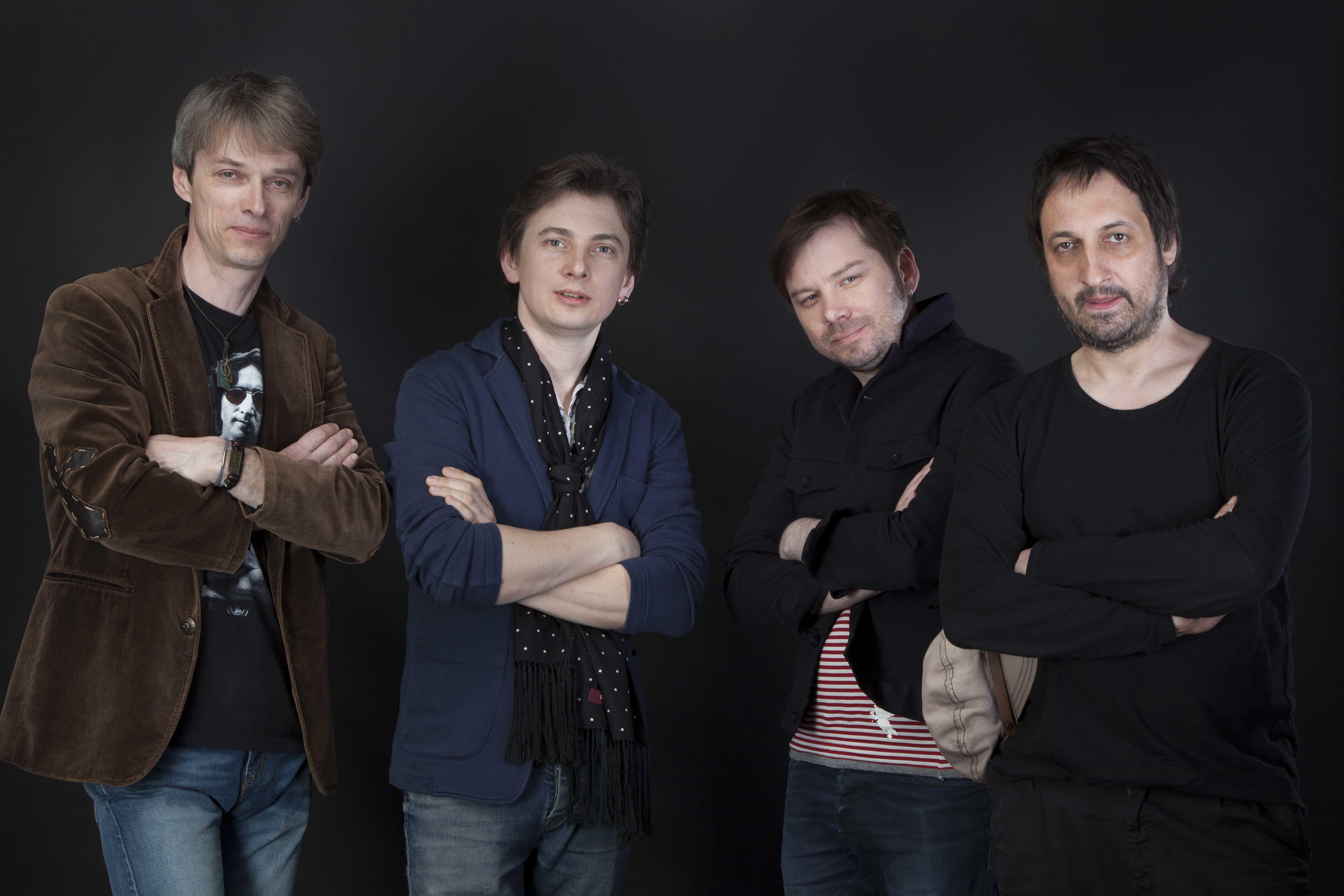 28 июня (чт) — Группа «Старый Приятель» - Lюstra Bar