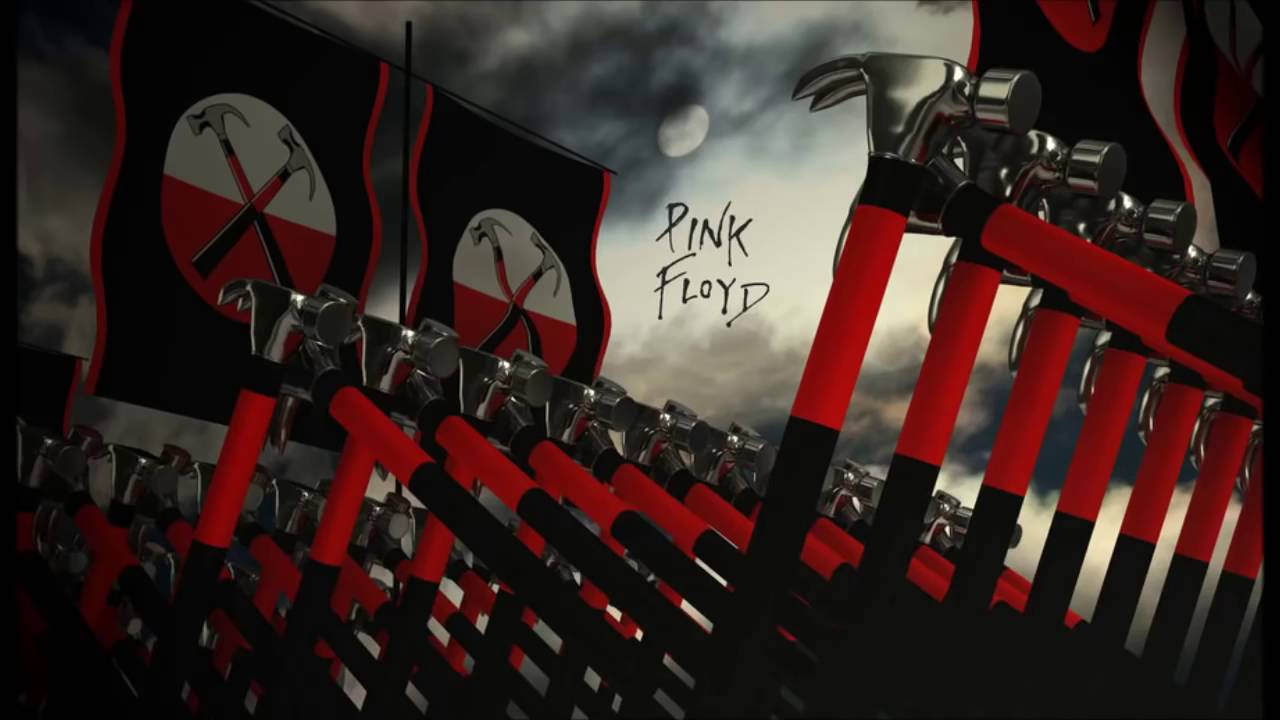 """24 февраля (вс) - """"40 лет The Wall"""": видеолекция И.Наумова - Lюstra Bar"""